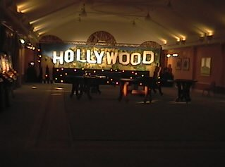 Hollywood Theming